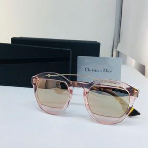688929f873 Dior Accessories - NWT Dior DiorMania 1 N710J Rose Grey Sunglasses